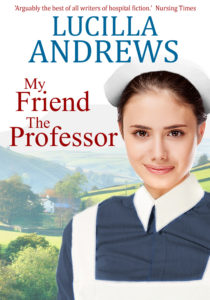 My Friend the Professor by Lucilla Andrews